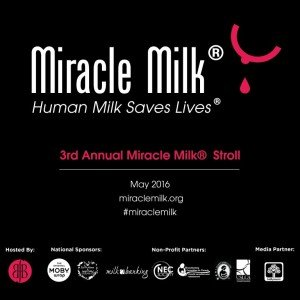 Miracle Milk Stroll Graphic