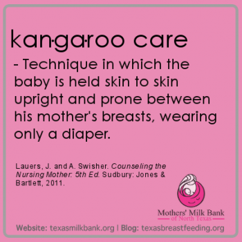 Kangaroo care definition