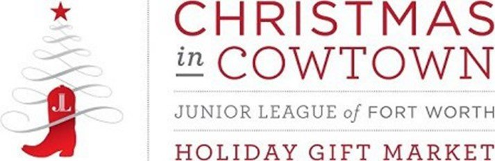 Christmas in Cowtown logo