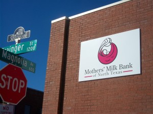 Mothers' Milk Bank of North Texas building