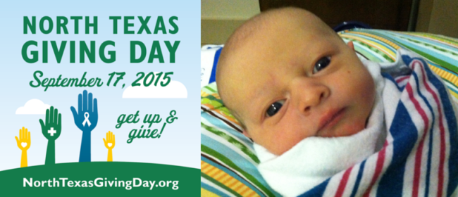 North Texas Giving Day – It's Here!