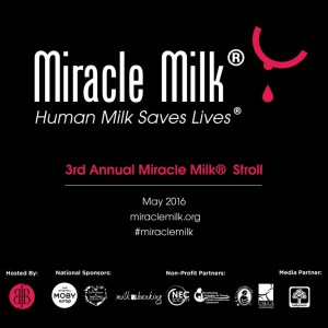 Miracle Milk Stroll official graphic